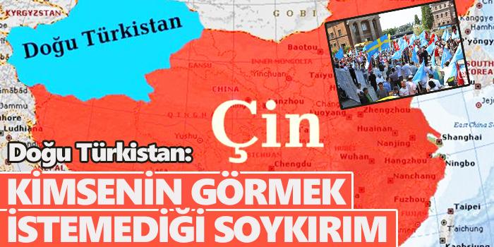 Çin Uygur Türklerine uyguladığı soykırımı itiraf etti!