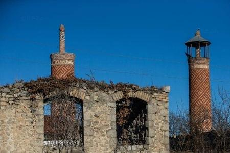 Ermeniler Karabağ'da Türk kültürünü yok etmek istedi