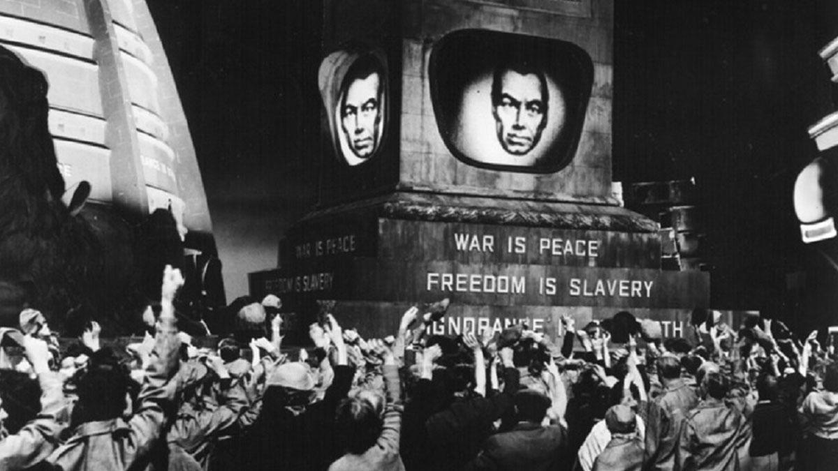 George Orwell'in 1984 kitabı dizi oluyor