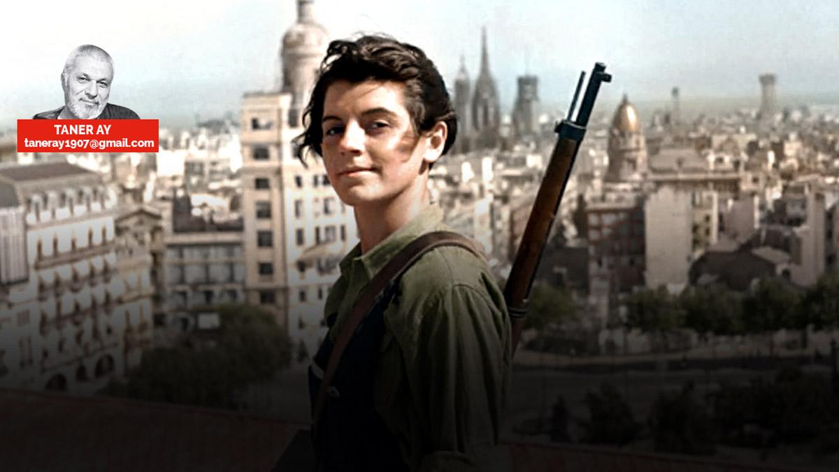 İspanya İç Savaşı ve Cumhûriyetçilerin Hatâları - Taner Ay