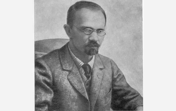 Kırım Tatar kökenli ünlü bilim insanı Agatangel Krımskiy'in doğumunun 150. yıl dönümü