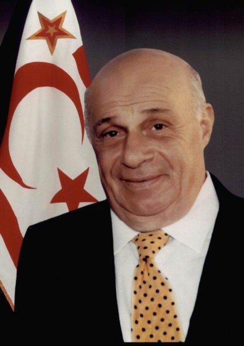 KKTC Kurucu Cumhurbaşkanı Rauf Raif Denktaş'ın Biyografisi