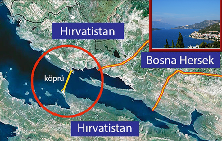 """""""Pelijesac Köprüsü, Bosna Hersek'in tüm egemenlik haklarını yok sayıyor"""""""