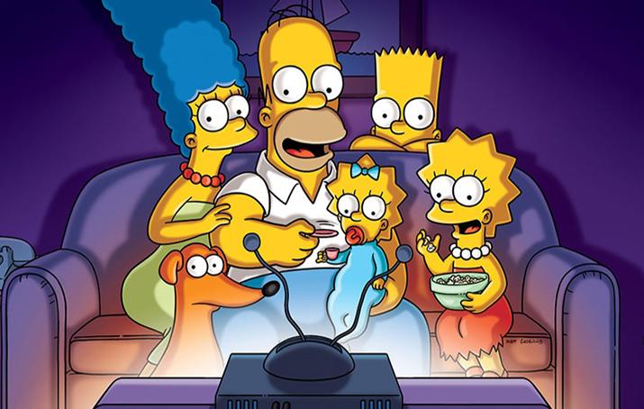 Simpsonlar yine bildi!