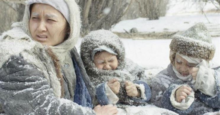 Stalin yüzünden ölen milyonlarca Kazak Türkünün hikayesi Ulu Bozkır Ağıtı filmi Oscar adayı