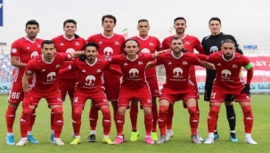 Traktör Tebriz, Gol Gohar Sirjan F.C.'yi 2-1 yendi