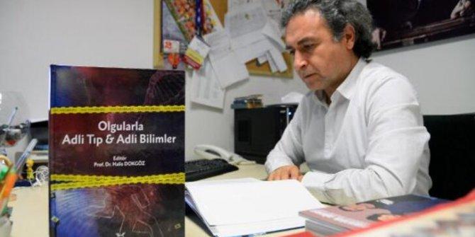 Türkiye'nin ilk 'C-S-I' kitabı yayınlandı! 95 ilginç adli olay yer alıyor