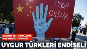 Uygur Türkleri endişeli