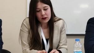 """Yasemin Aydın: """"ETNİK SORUN OLARAK DOĞU TÜRKİSTAN"""""""