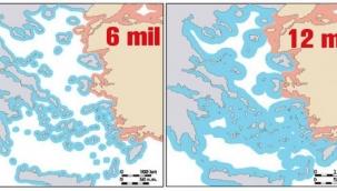 Yunanistan Dışişleri Bakanı Nikos Dendias'tan 12 mil çıkışı