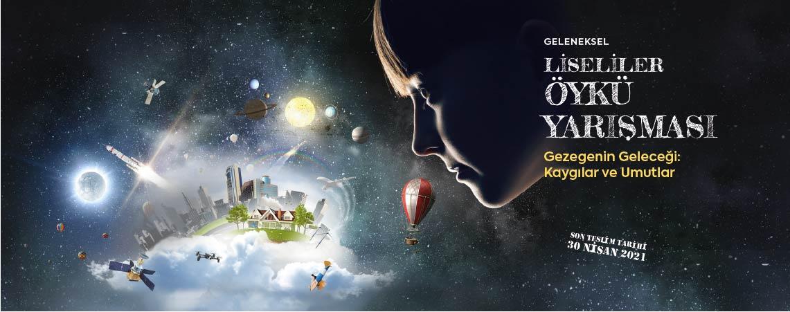 2021 Yılı Kapadokya Üniversitesi Öykü Yazma Yarışması