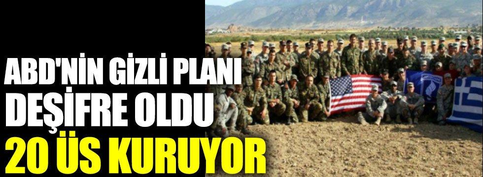 ABD'nin gizli Türkiye planı deşifre oldu