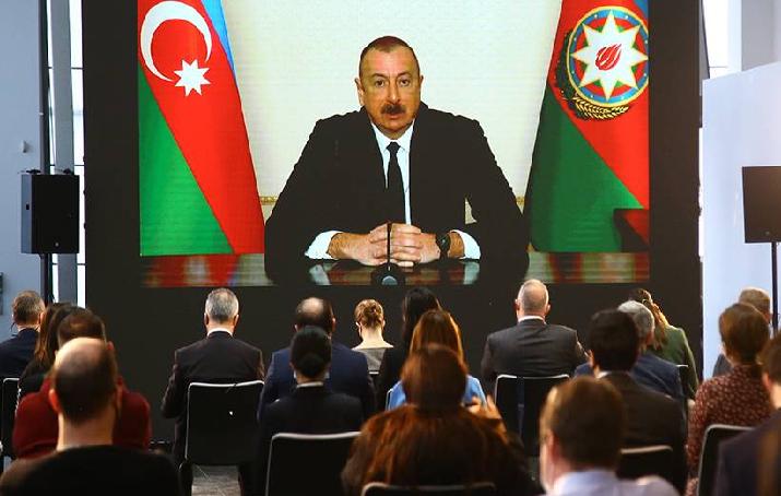 Azerbaycan Cumhurbaşkanı Aliyev'den Ermenistan'a sert 10 Kasım uyarısı