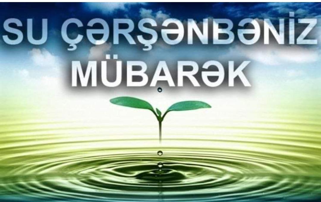 Azerbaycan'da Su Çerşenbesi kutlamaları