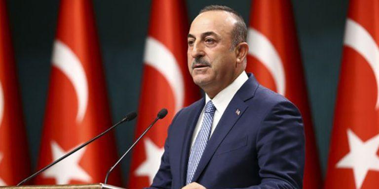 Çavuşoğlu: Kırım Tatarlarının ana vatanlarında özgürce yaşama arzusuna destek vermeye devam edeceğiz