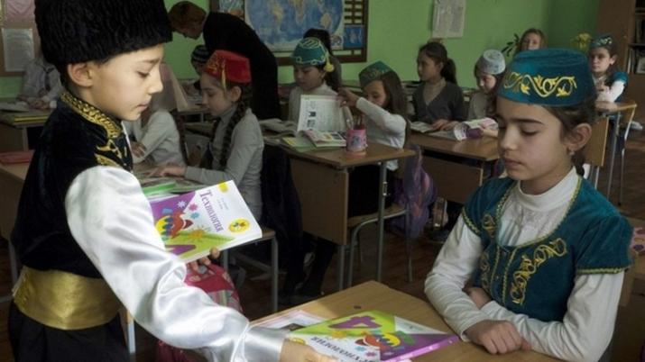 Dünya Anadil Günü: Kırım Tatar dili baskılar ve yasaklar altında