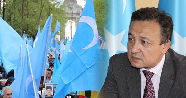 Dünya Uygur Kurultayı Başkanı Dolkun İsa'nın Twitter hesabına saldırı!