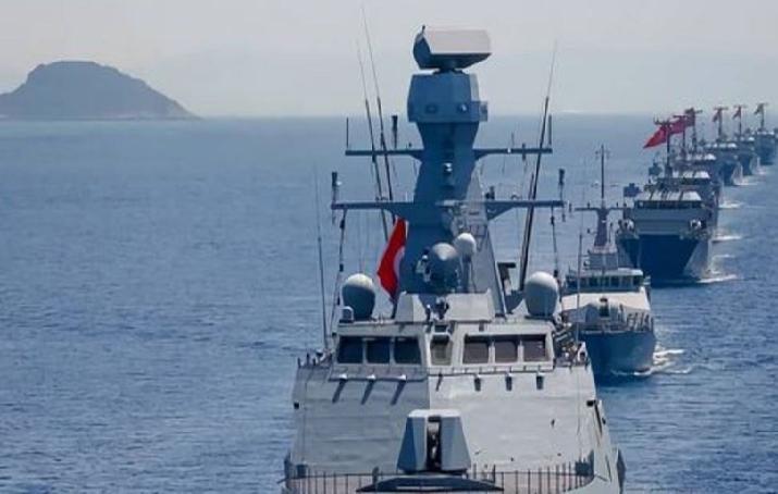 Ege Denizi ve Akdeniz'deki dev Mavi Vatan-2021 Tatbikatı bugün yapılacak!