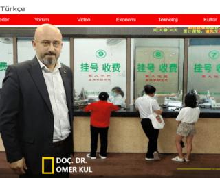 Ömer KUL: Türkiye'de Çin basın-yayın propaganda faaliyetleri