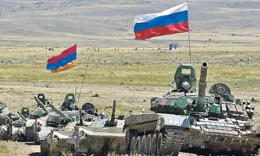 Rusya Ermeni Ordusunu Modernize Etmede Paşinyan ile Devam Edebilecek mi? - Yazar: Suinbay Suyundik