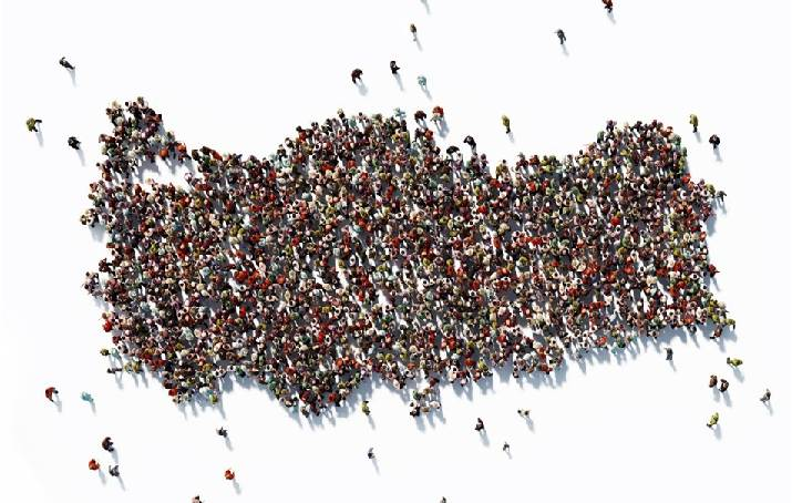 TÜİK, adrese dayalı nüfus kayıt sistemi sonuçlarını açıkladı
