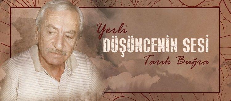 Türk edebiyatının usta ismi Tarık Buğra vefat yıl dönümünde anılıyor