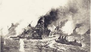 18 Mart 1915 ÇANAKKALE'NİN DİRİ MESAJI