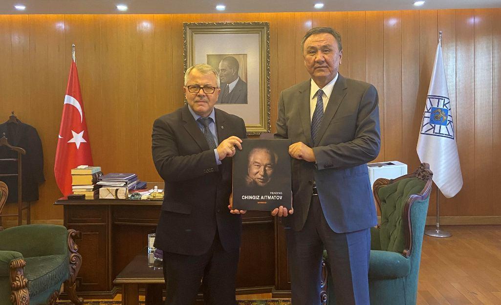 Kırgızistan ve Türkiye tarih ve arkeoloji alanında ortak bilimsel araştırmalar yapacak