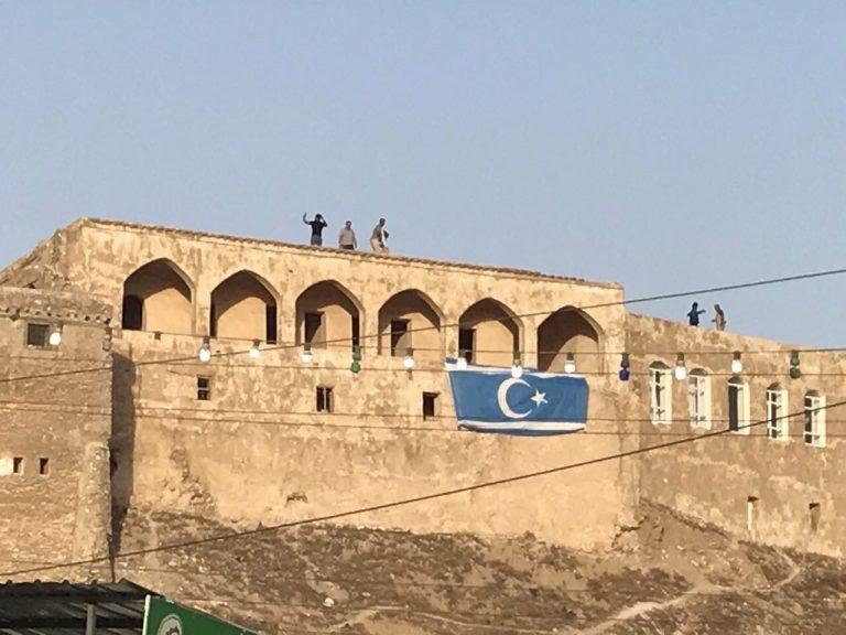 Türkmen lider Salihi'den yıkılma tehlikesindeki Kerkük Kalesi için önemli çağrı