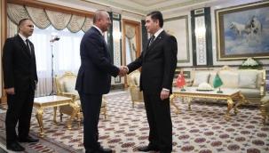 Türkmenistan ve Türkiye arasındaki görüşme trafiği hızlandı