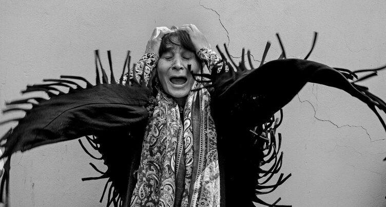 Azerbaycan`ın Gence şehrinde çekilmiş fotoğraf 'Yılın Basın Fotoğrafı' ödülünü kazandırdı