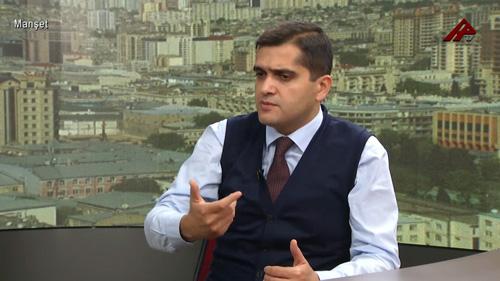 Elhan Şahinoğlu: prezident Rusiya ilə münasibətlərdə gərginliyin yarandığını etiraf etdi