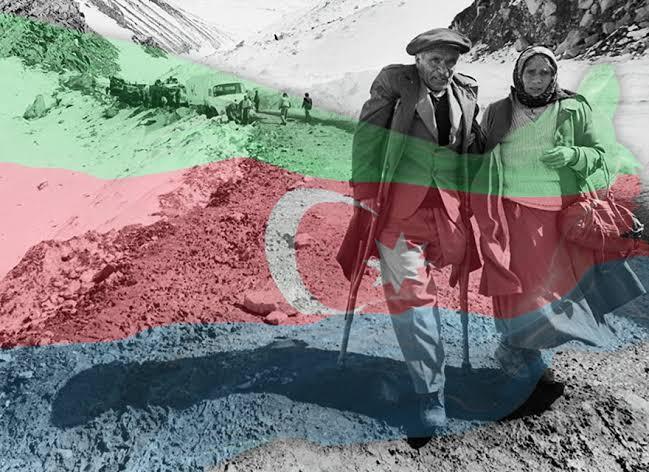 Karabağ'da Azerbaycan Türklerine ait yeni bir toplu mezar bulundu
