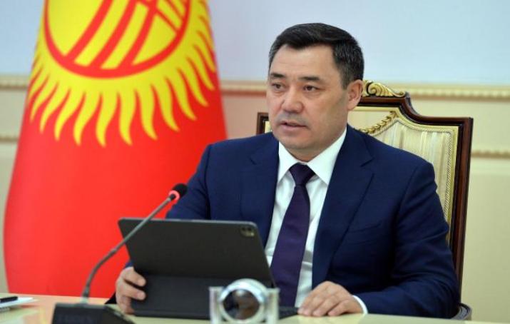Kırgızistan Cumhurbaşkanından Türk Konseyi'ne Türk Devletleri Örgütü teklifi