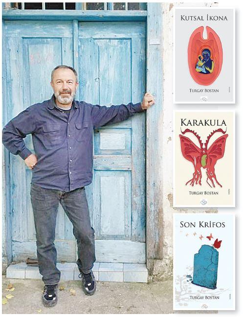 Turgay Bostan'ın kitapları üzerine: Gizli Hristiyanların 106 yıllık serüveni