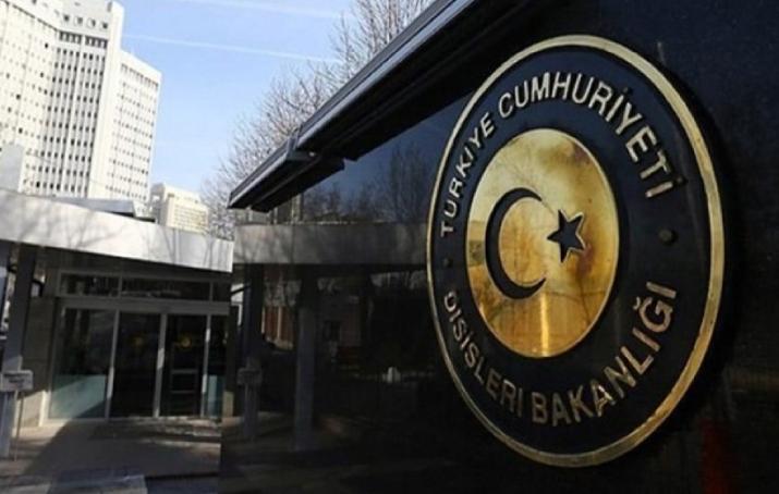 Türkiye'den, Güney Kıbrıs Rum Yönetimi'nin terör örgütü EOKA'nın kuruluşunu kutlamasına tepki