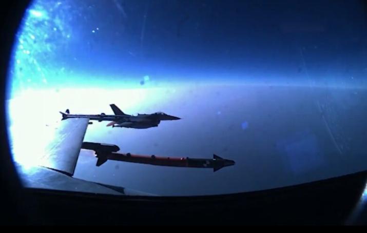 Türkiye'nin ilk görüş içi havadan havaya füzesi Bozdoğan'dan tam isabet! Bilim ve