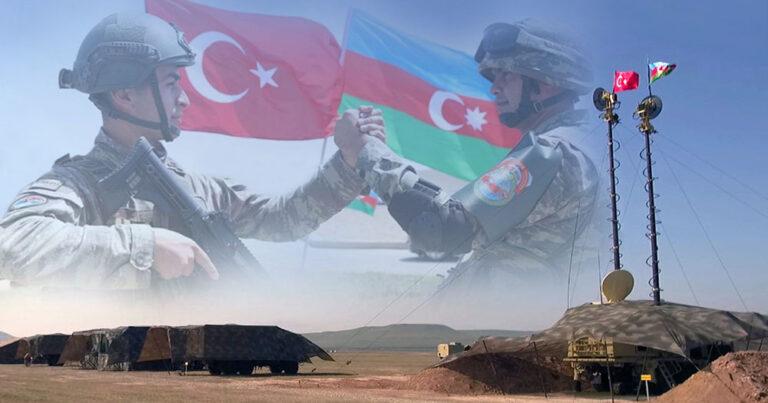 Türkiye ve Azerbaycan muhabere birliklerinin ortak tatbikatı başladı