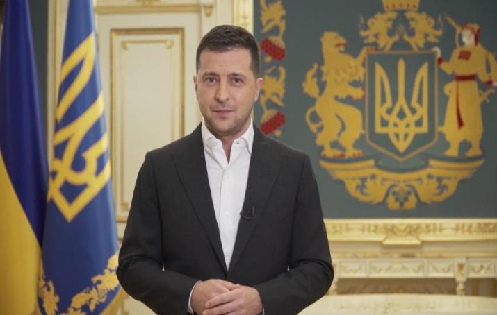 Zelenskıy: Benim için Kırım ve Donbas hiçbir yere gitmedi