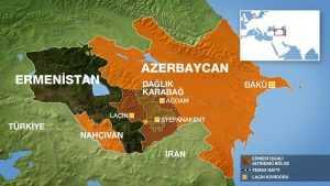 Dağlık Karabağ Sorunu Bağlamında Azerbaycan – Ermenistan Sınır Anlaşmazlıklarının 1877'den 1998'e Tarihsel Gelişimi - Yazar: Büşra Kaya