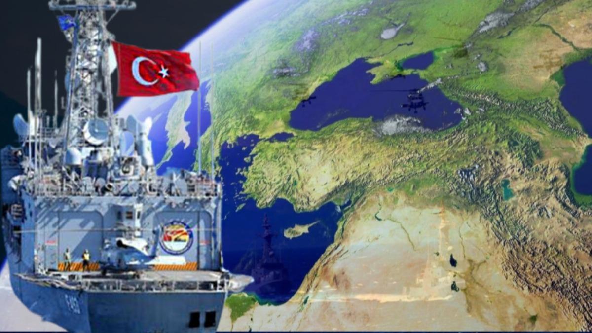 Ege ve Akdeniz'de tatbikat