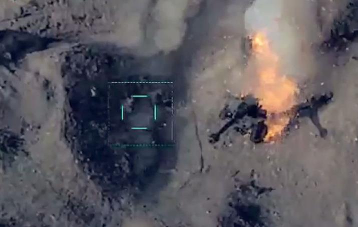 Ermenistan, provokatif amaçlarla Şuşa'daki Azerbaycan mevzilerine ateş açtı