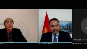 Kırgızistan Tacikistan arasındaki çatışmalar