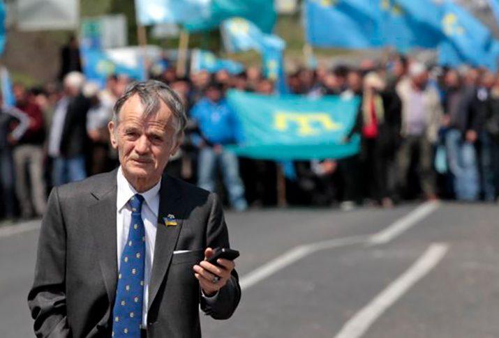 Kırım Tatar Halkının Milli Lideri, 7 yıldır ana vatanına giremiyor