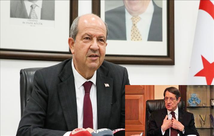 KKTC Cumhurbaşkanı Tatar: Rum yönetimi, şahsıma ve halkıma karşı büyük bir operasyon başlattı