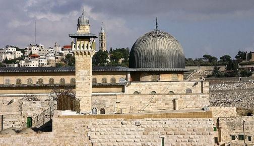 MESCİD-İ AKSA'NIN TARİHÇESİ