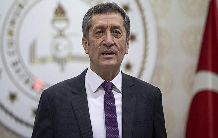 Milli Eğitim Bakanı Ziya Selçuk'tan telafi eğitimi açıklaması