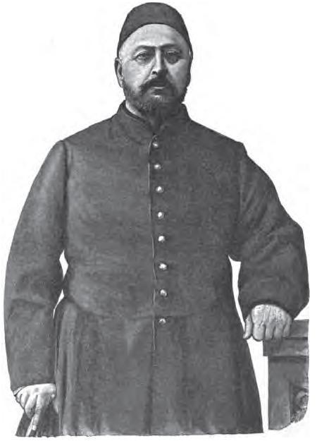 Osmanlı'nın Sınır Taşı; Âli Paşa - Yazan: OZAN BODUR