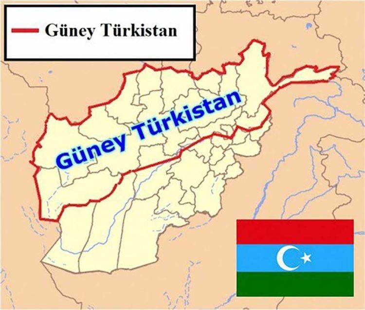 Afganistan'ın yarısı Türk