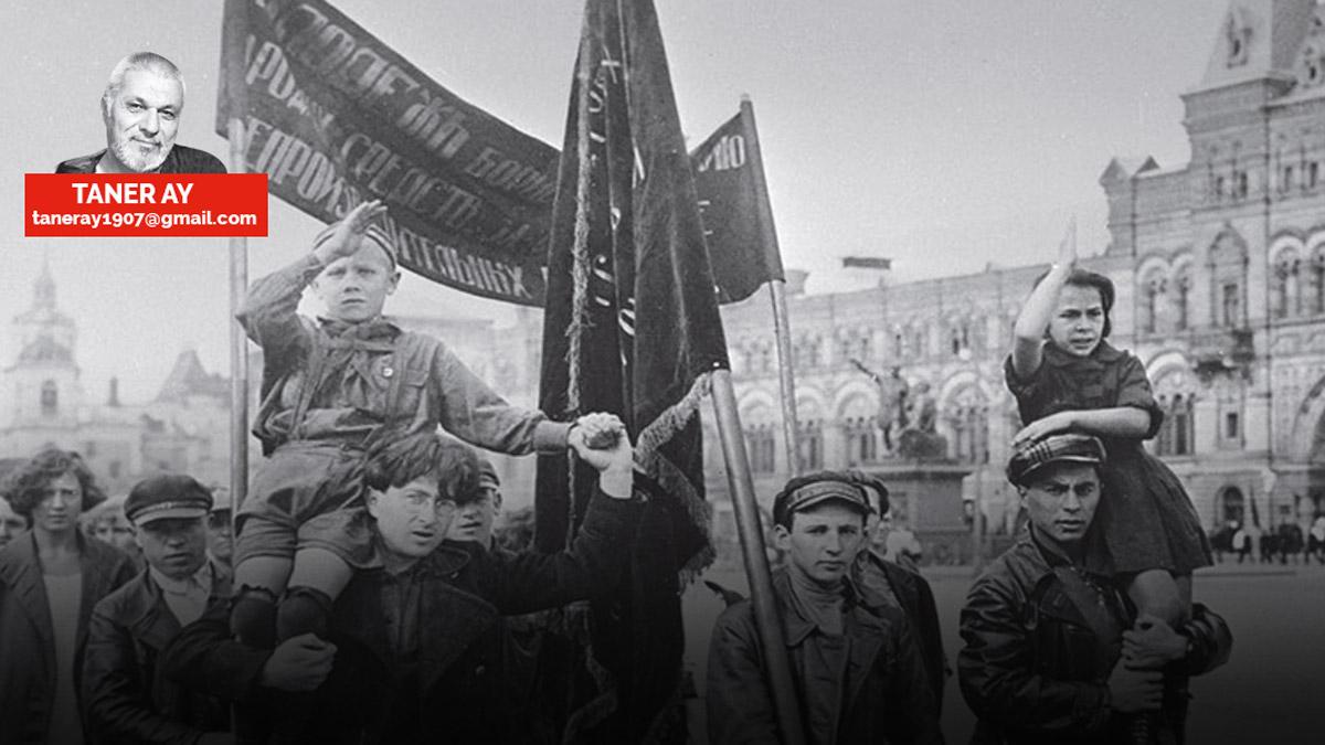 Stalinizm 'polis rejimi' ideolojisidir - TANER AY
